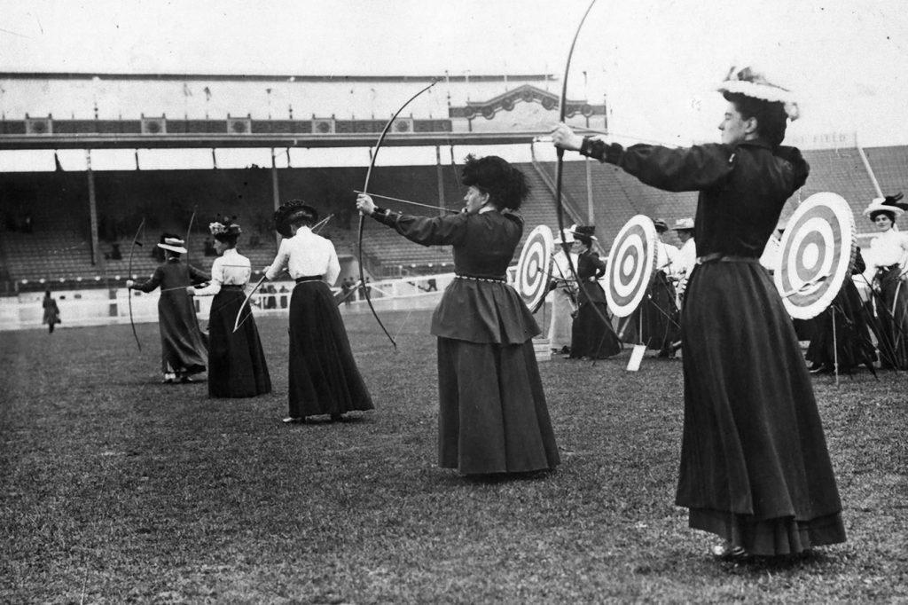 Sport chez la femme avant