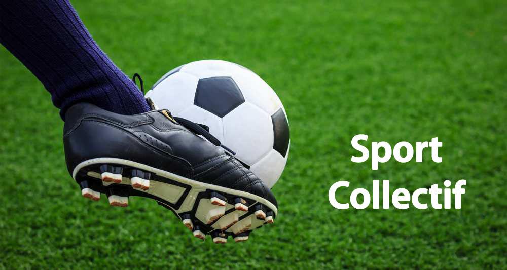Activités sportives : sport collectif