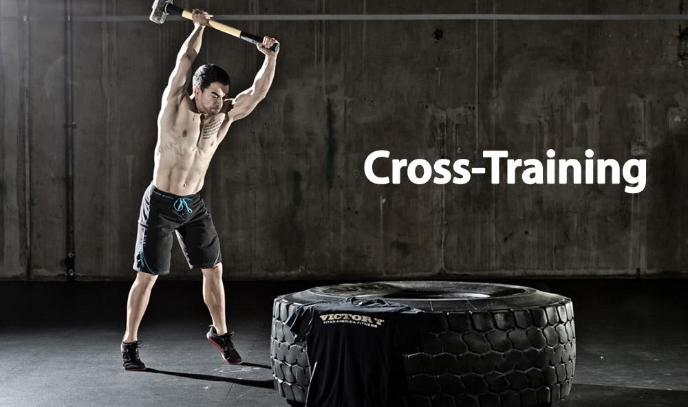 Activités sportives : cross training