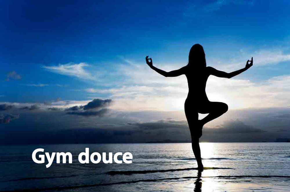 activités sportives : gym douce