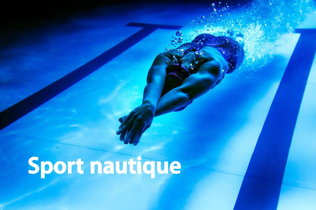 Activités sportives : sport nautique